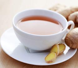 Имбирный чай от давления